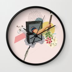 UNTITLED #2 Wall Clock