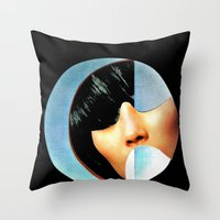 architecture Throw Pillows featuring Architecture by Hugo Barros