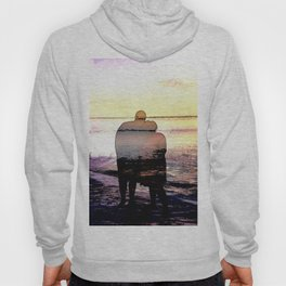 Love in the Sunset Hoody