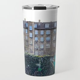 Homes, Vesterbro, Copenhagen Travel Mug