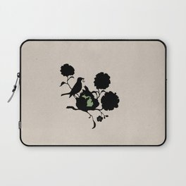 Michigan - State Papercut Print Laptop Sleeve