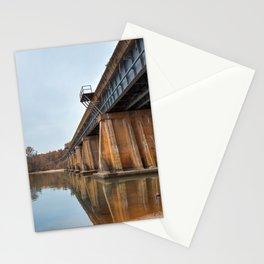 Rustic Leesylvania Bridge Stationery Cards