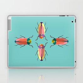 Happy beetles Laptop & iPad Skin