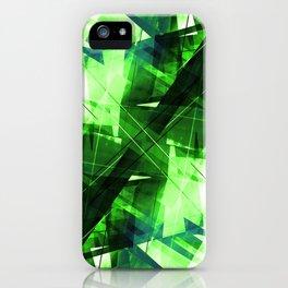 Elemental - Geometric Abstract Art iPhone Case