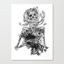 Renounce Canvas Print