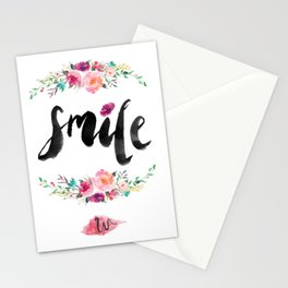 Smile. Stationery Cards