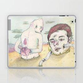 PROBLEMAS CON LAS PALABRAS Laptop & iPad Skin