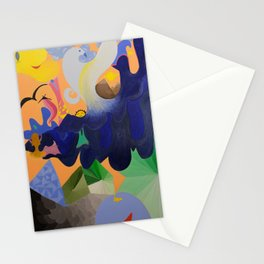 The Fairytale that never ends (part2) Stationery Cards