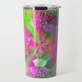 Color Explosion Travel Mug