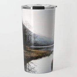 Mountain river 2 Travel Mug