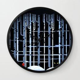 Little Red Riding-hood Wall Clock