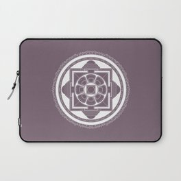 Kalachakra Mandala Laptop Sleeve