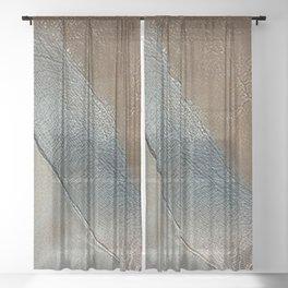 Winds Sheer Curtain