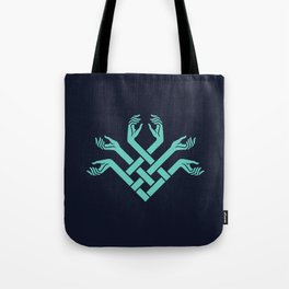FATED : The Silent Oath - Symbol Tote Bag