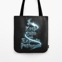 Keep Calm&Exp Tote Bag