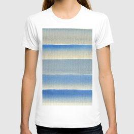 blu T-shirt