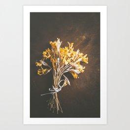 A Bunch Of Daffodils Art Print
