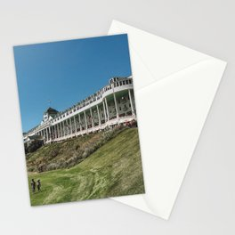The Grand Hotel In Mackinac Island Stationery Cards