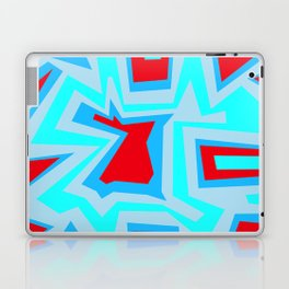 Ice Banded Red - Coral Reef Series Laptop & iPad Skin