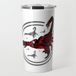 Red Scorpion 2 Travel Mug