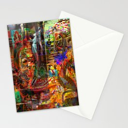 Frustration Nation, Take 2 (Yeah, That Was Just Some... Stuff...) [A.N.T.S Series] Stationery Cards