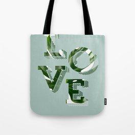 Love plants Tote Bag
