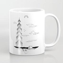 Droopy Tree Coffee Mug