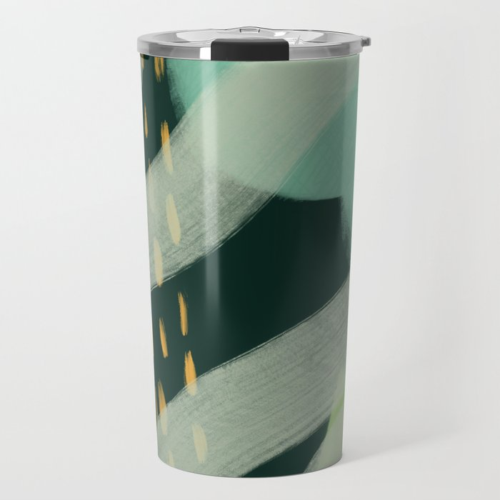 Lemon Tree Mixed Media (Pastel) Travel Mug