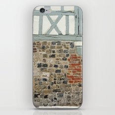 Half Timber House iPhone & iPod Skin