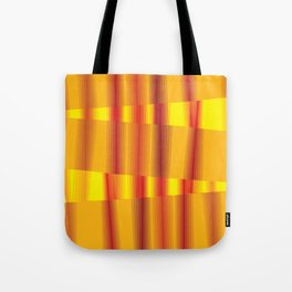 Through the Fire - Currere Per Ignem Tote Bag