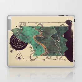 Northern Nightsky Laptop & iPad Skin