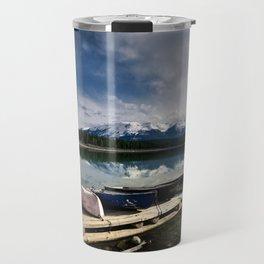 Canoes Travel Mug