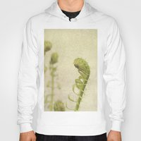 fern Hoodies featuring Fern by Pure Nature Photos