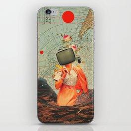 Antarctic Broadcast iPhone Skin