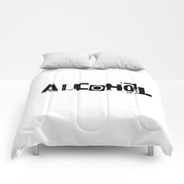 Alcohol Comforters