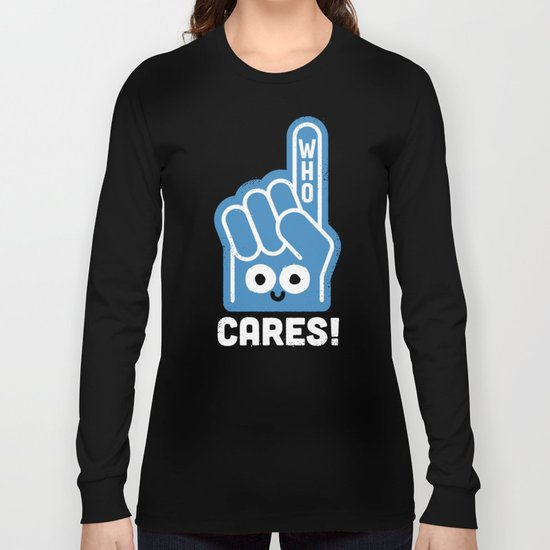 A Pointed Critique Long Sleeve T-shirt