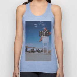 Roy's Motel Unisex Tank Top