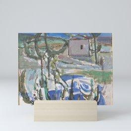 Alexander Schultz - Pine Trees Mini Art Print