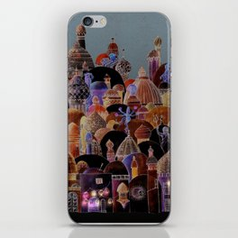 The city of Diomira iPhone Skin