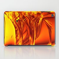 waterfall iPad Cases featuring waterfall by donphil