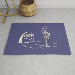 Rest in Peace Rug