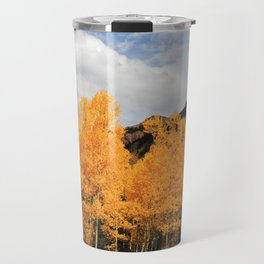 Aspens in Colorado Travel Mug