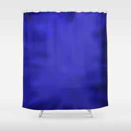 Blue 64 Shower Curtain