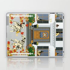 Autumn leaf game Laptop & iPad Skin