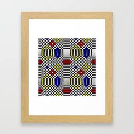 Rachna Bauhaus 4 Framed Art Print