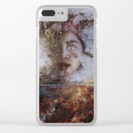 Tat Clear iPhone Case