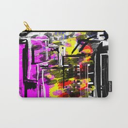 City View Abstract #3 Carry-All Pouch