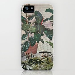 Plantlife - Safari iPhone Case