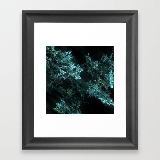 Light and Matter Framed Art Print