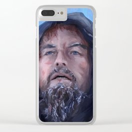 The Revenant Clear iPhone Case
